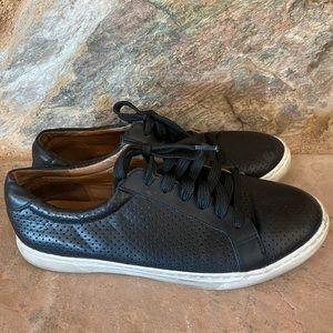 Caslon leather sneakers